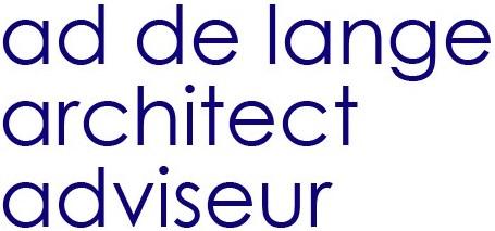 ad de lange architect adviseur